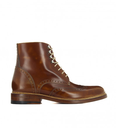 NORWAY BOOTS PERFO - POLIDO - MIEL
