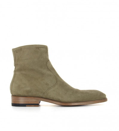 KILY SIMPLE ZIP BOOT - SONIA EXTRA - TAUPE