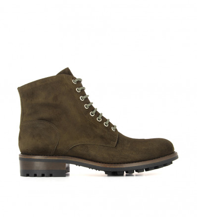 HYROD LACE UP - SONIA EXTRA - OLIVE
